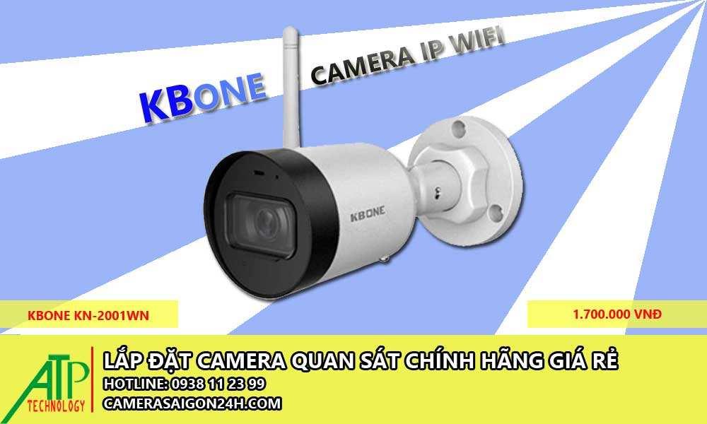 Camera ip wifi KBONE KN-2001WN chính hãng giá rẻ