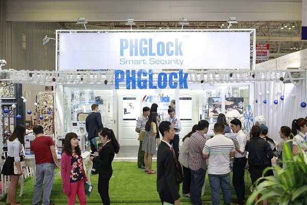 Khóa cửa điện tử PHGLock RF9043