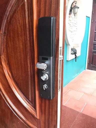 Khóa cửa khách sạn KASSLER KL-383I