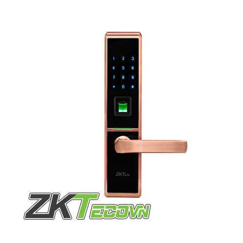 Khóa cửa vân tay bàn phím giao tiếp USB ZKTeco TL100