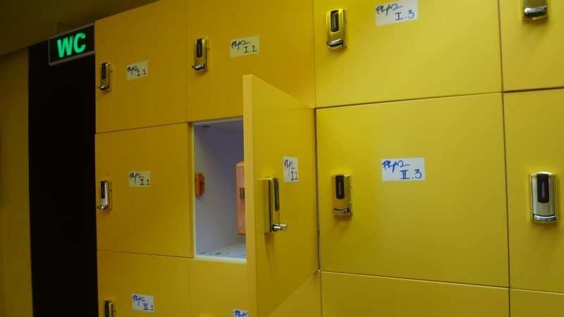 Khóa tủ thẻ từ PHGlock CL9014