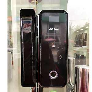 Khóa vân tay cửa kính ZKTeco GL300