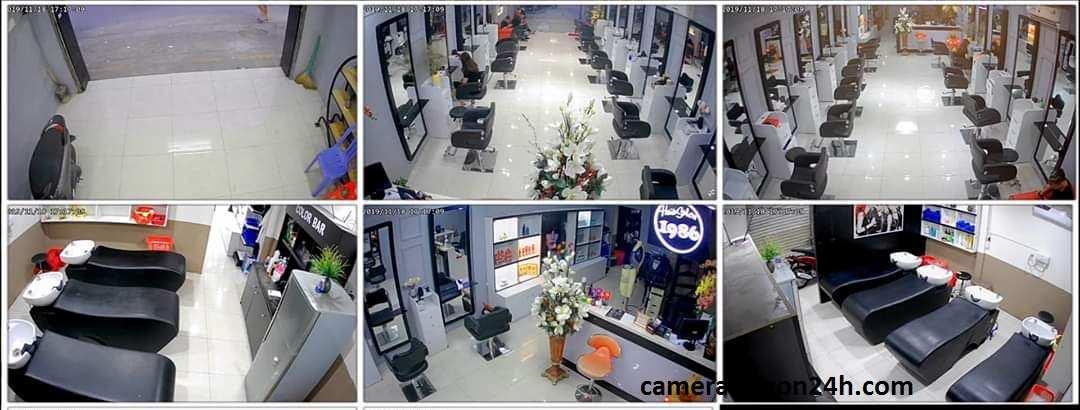 lắp camera giám sát chất lương hikvision starlight