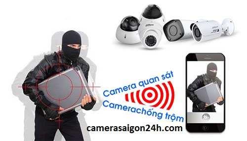 lắp camera quan sát Thông minh chức năng AL