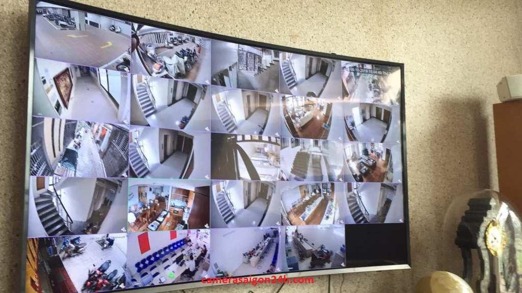 lắp camera giám sát bảo vệ an ninh