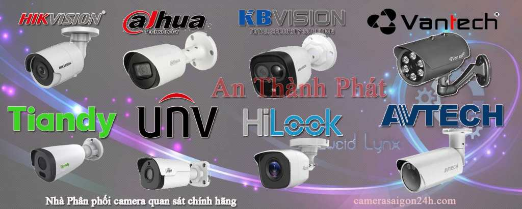 lắp camera quan sát chính hãng giá rẻ