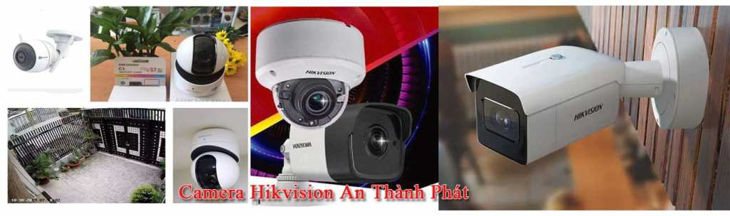Lắp camera chính hãng giá rẻ hikvision