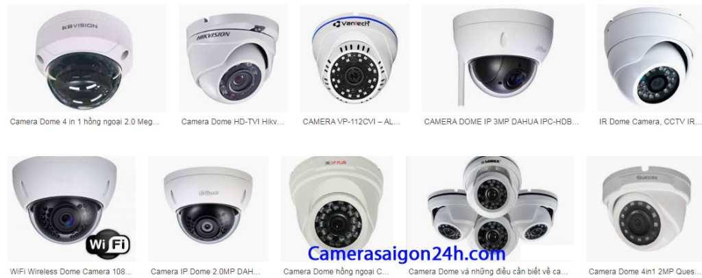 chọn loại camera quan sat phù hợp cho cửa hàng shop