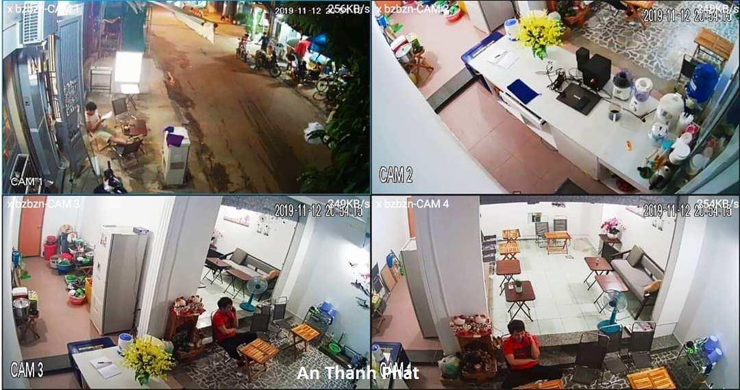 lắp camera giám sát cửa hàng chất lượng giám sát từ xa