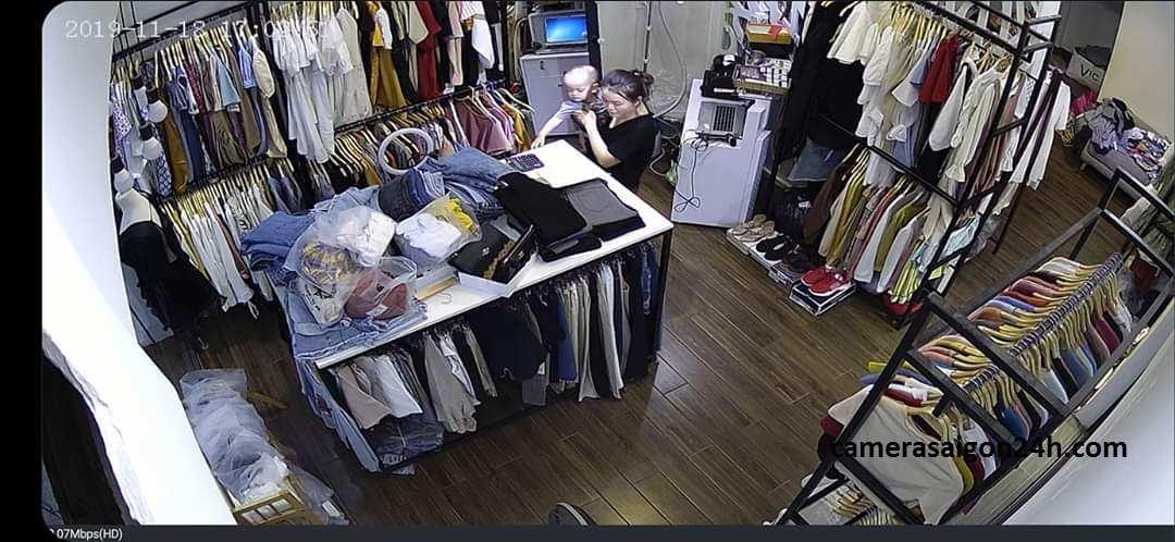 lắp camera quan sát shop cửa hàng