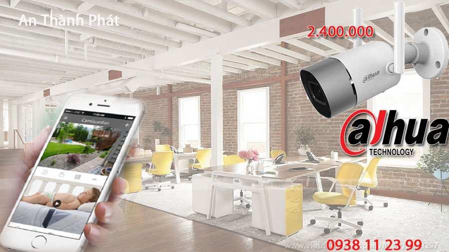 Lắp camera wifi dahua giá rẻ chất lượng uy tín