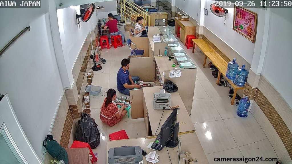 Lắp camera wifi kbvision cho gia đình văn phòng làm việc
