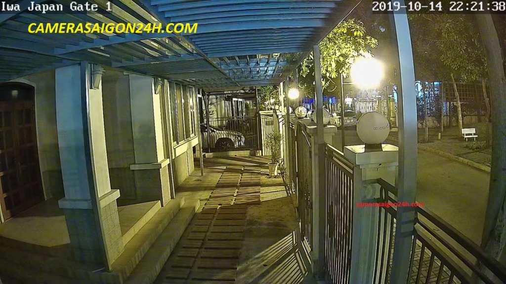 lắp camera giám sát ban đêm có màu kbvision