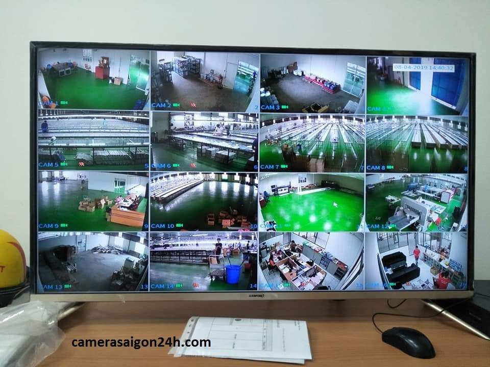 lắp camera giám sát văn phòng công ty giá rẻ