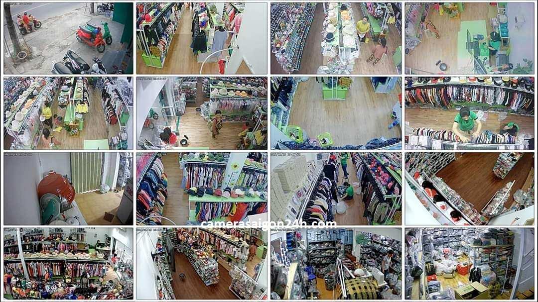 lắp camera giám sát cửa hàng siêu thị giá rẻ chất lượng