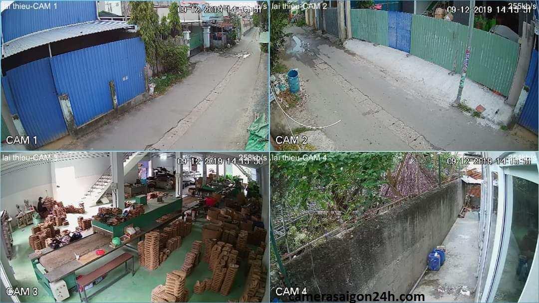 lắp camera giám sát giá rẻ starlight chất lượng
