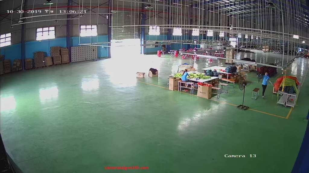lắp camera giám sát nhà xưởng chuyên nghiệp