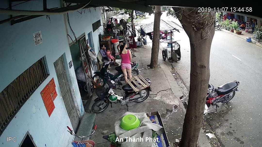 lắp camera giám sát an ninh gia đình