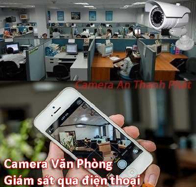 lắp camera giám sát văn phòng