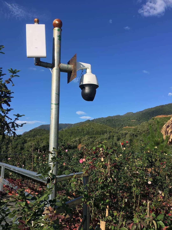 Giải pháp lắp đặt Camera quan sát ban đêm có màu cho nhà vườn Phan Thiết Bình Thuận