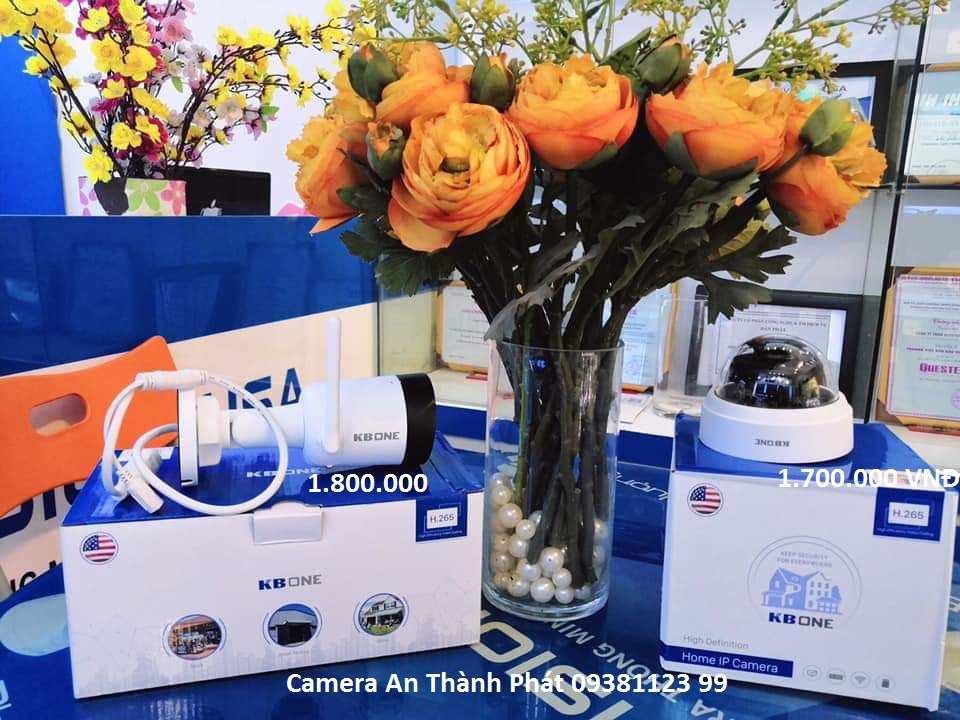 lắp camera wifi giám sát gia đình giá rẻ