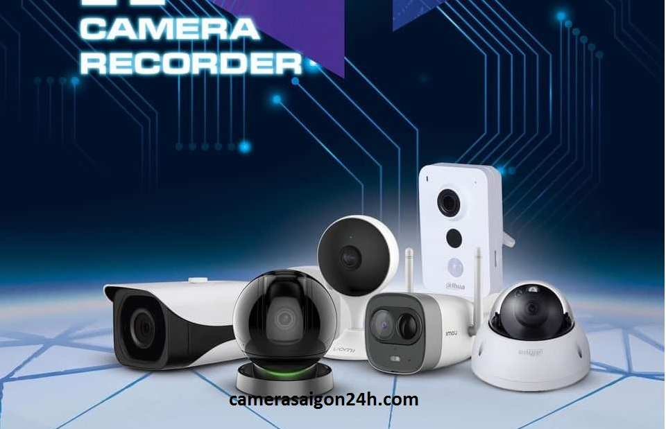 lắp camera giám sát văn phòng công ty