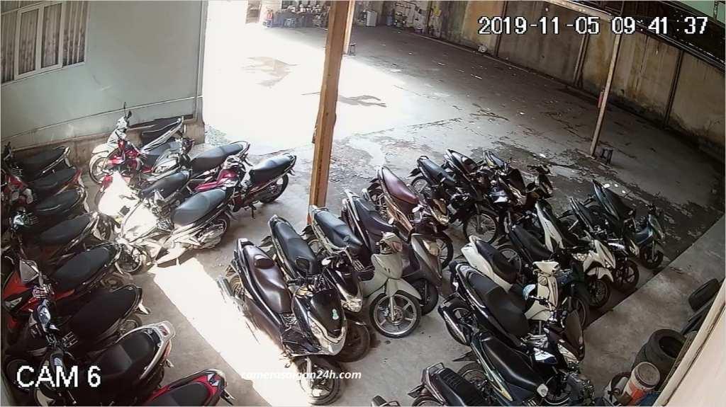 lắp đặt camera giám sát nhà xưởng chất lượng