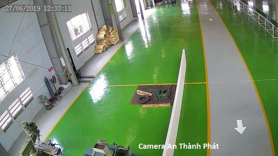 lắp camera giám sát văn phong chất lượng starlight