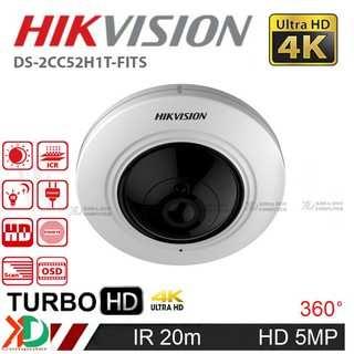 lắp camera giám sát fish eye giám sát toàn cảnh