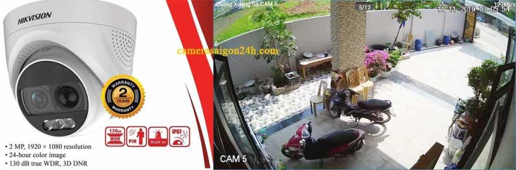 Báo giá lắp camera hikvision giá rẻ trọn bộ