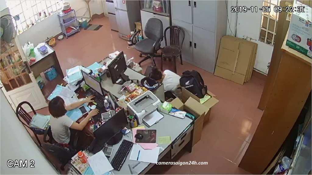 lắp camera quan sát ip dành cho văn phòng