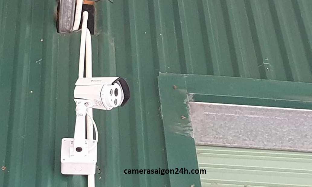 lắp camera quan sát nhà xưởng xưởng sản xuất