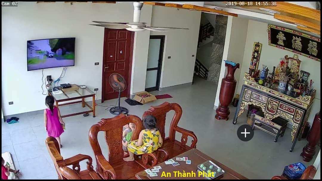 lắp camera giám sát gia đình giá rẻ chất lượng tốt