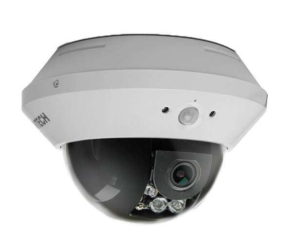 Camera -Dome- HD-TVI- hong- ngoai -2.0 Megapixel- AVTECH -AVT1203XTP