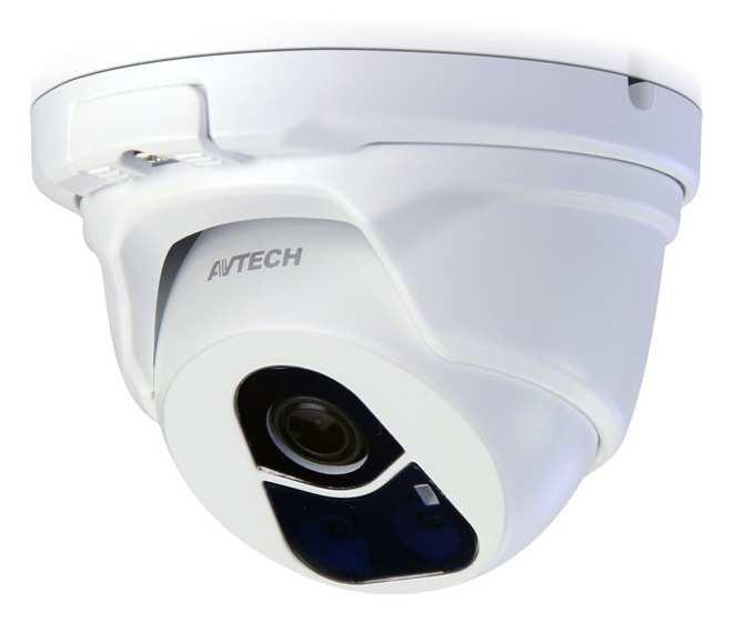Camera IP Dome hồng ngoại 2.0 Megapixel AVTECH DGM2203SVSE
