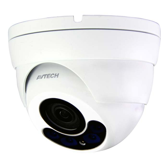 Camera IP Dome Starlight 2MP AVTECH DGM2403ASVWSE