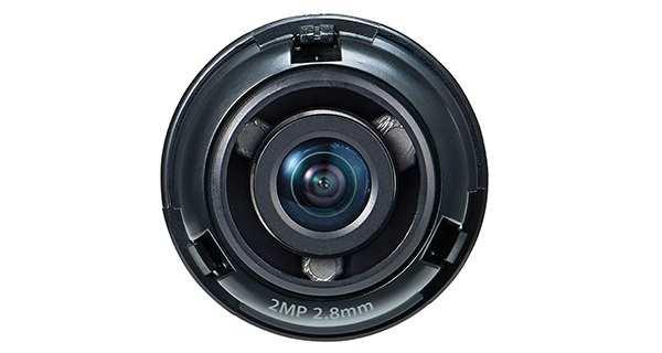 Ống kính camera 2.0 Megapixel Hanwha Techwin WISENET SLA-2M2800D