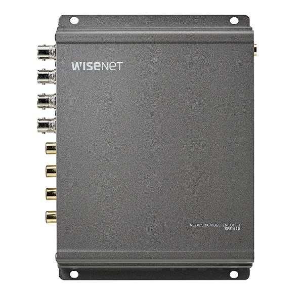 Hanwha -Techwin -WISENET -SPE-410A