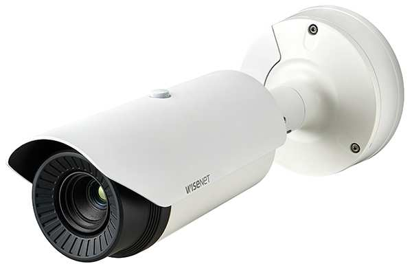 Camera IP Bullet nhiệt TNO-4040T