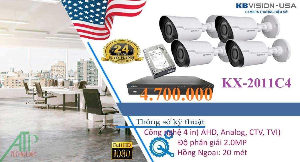 lắp camera quan sát dành cho kho xưởng giá rẻ