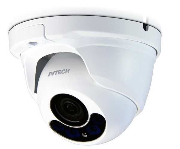 Camera- HD-TVI -Dome- hong- ngoai- 2.0 Megapixel- AVTECH- DGC1304XFTP