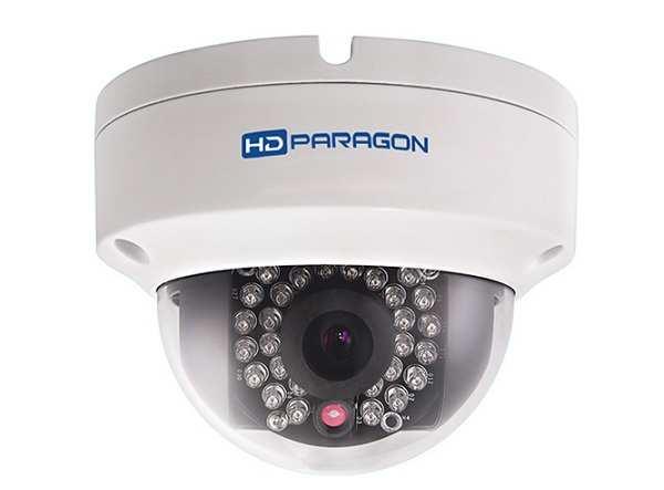 Camera IP Dome hồng ngoại 2.0 Megapixel HDPARAGON HDS-2121IRP/E