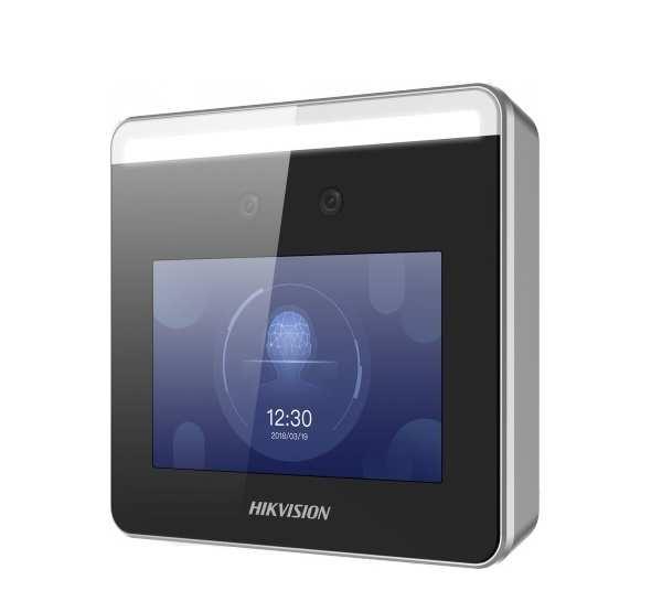 Máy chấm công nhận diên khuôn mặt Hikvision DS-K1T331