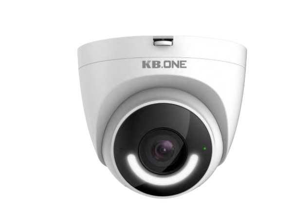 Camera IP Dome hồng ngoại không dây 2.0 Megapixel KBVISION KBONE KN-D23L