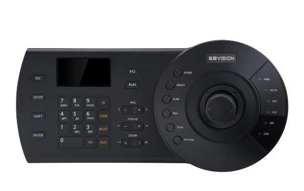 Bàn điều khiển camera Speedome KBVISION KX-C100CK