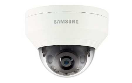 Camera -IP- Dome- hong- ngoai -wisenet- 4MP- QNV-7020R