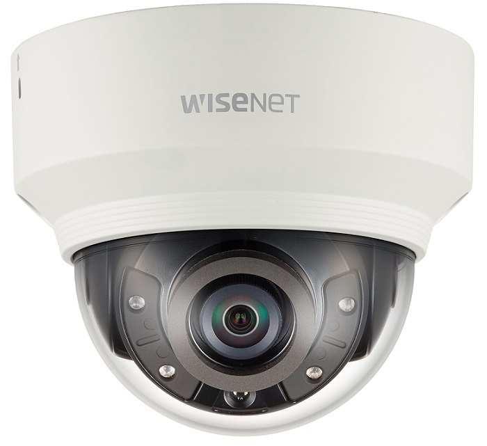 Camera IP Dome hồng ngoại wisenet 2MP XND-6020R