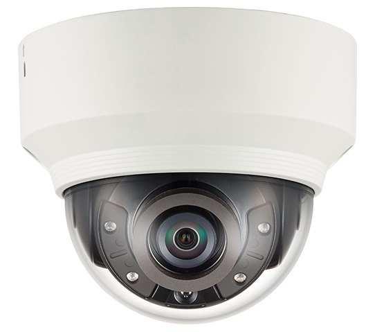 Camera IP Dome hồng ngoại 5.0 Megapixel Hanwha Techwin WISENET XND-8020R