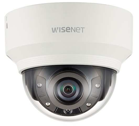 Camera IP Dome hồng ngoại 5.0 Megapixel Hanwha Techwin WISENET XND-8030R