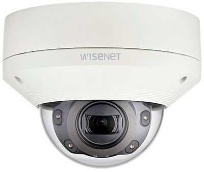 Camera IP Dome hồng ngoại wisenet 2MP XNV-6080R